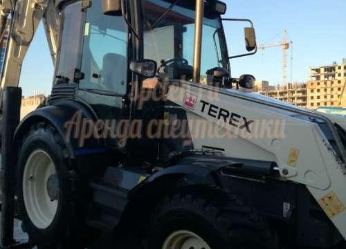 Экскаватор-погрузчик Terex 860
