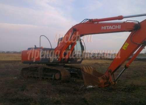 Экскаватор Hitachi ZX-200 3G
