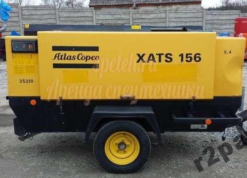 Компрессор XATS 156 Dd